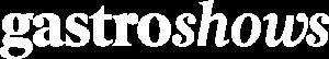logotipo gastroshows